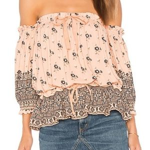 Spell & the Gypsy Collective Lionheart Top Small